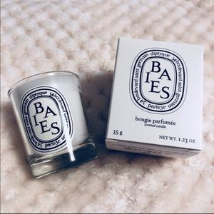 Diptyque Mini Travel Candle - BAIES